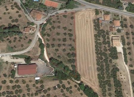 Terreno Edificabile Villa Oliveti